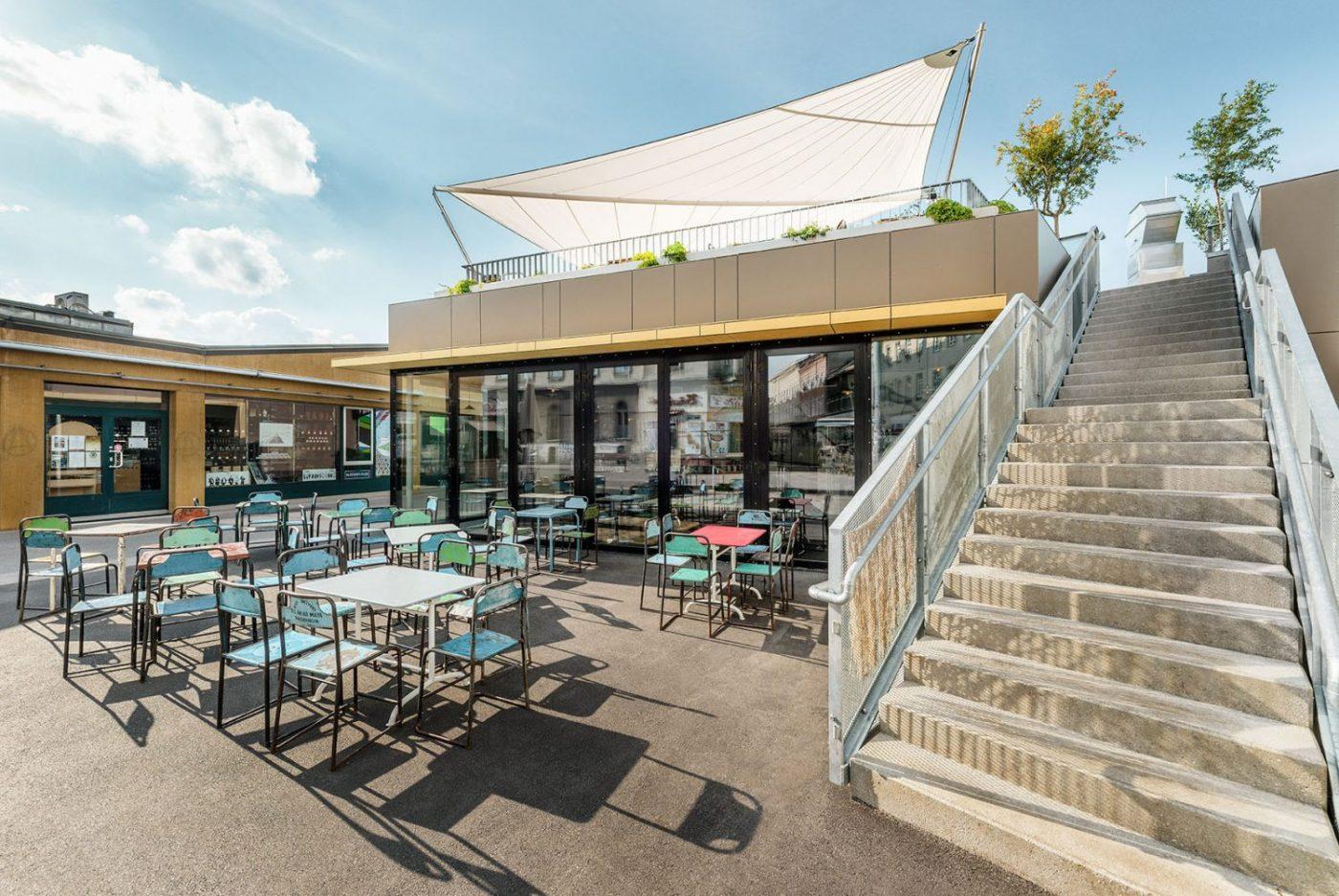Wiener Lokal am Yppenplatz